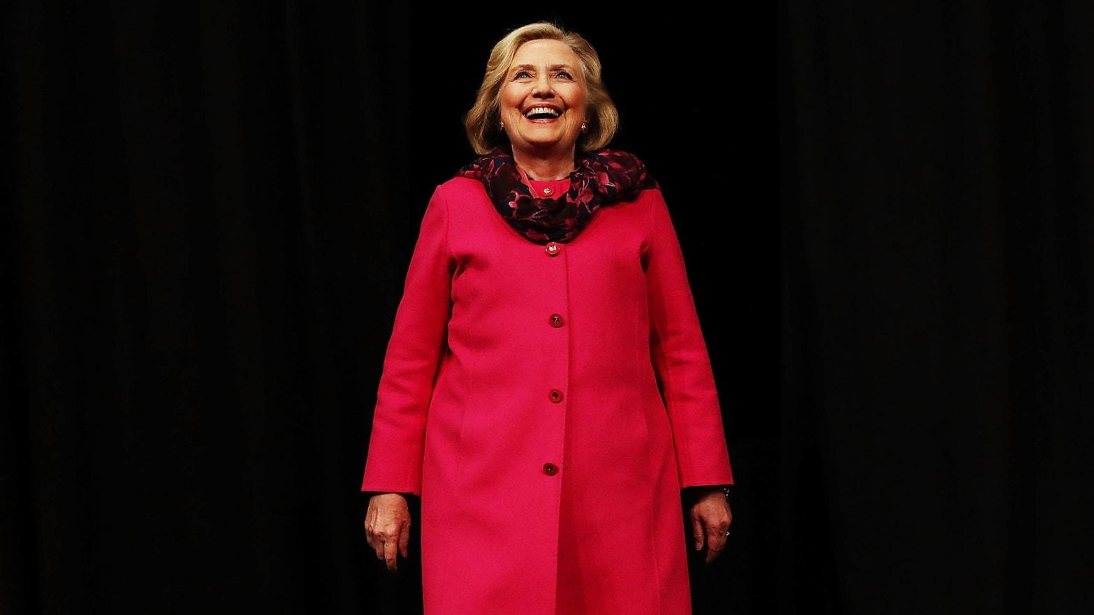 Dear God Hillary Clinton Please Just Go