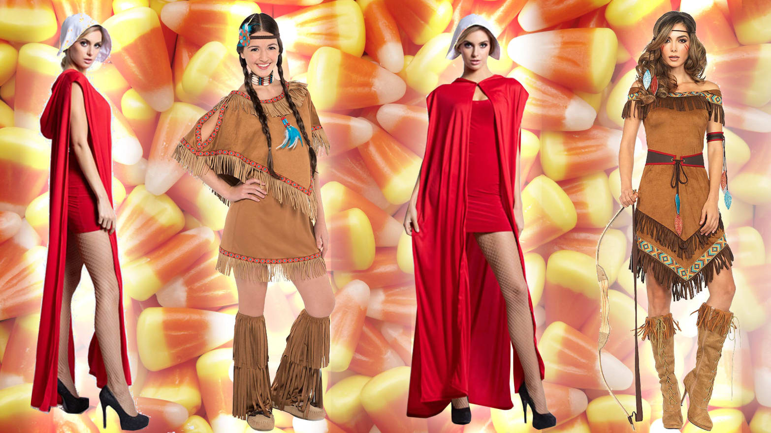 82939f8c434 The 'Sexy' Halloween Costumes That Controversy Cannot Kill