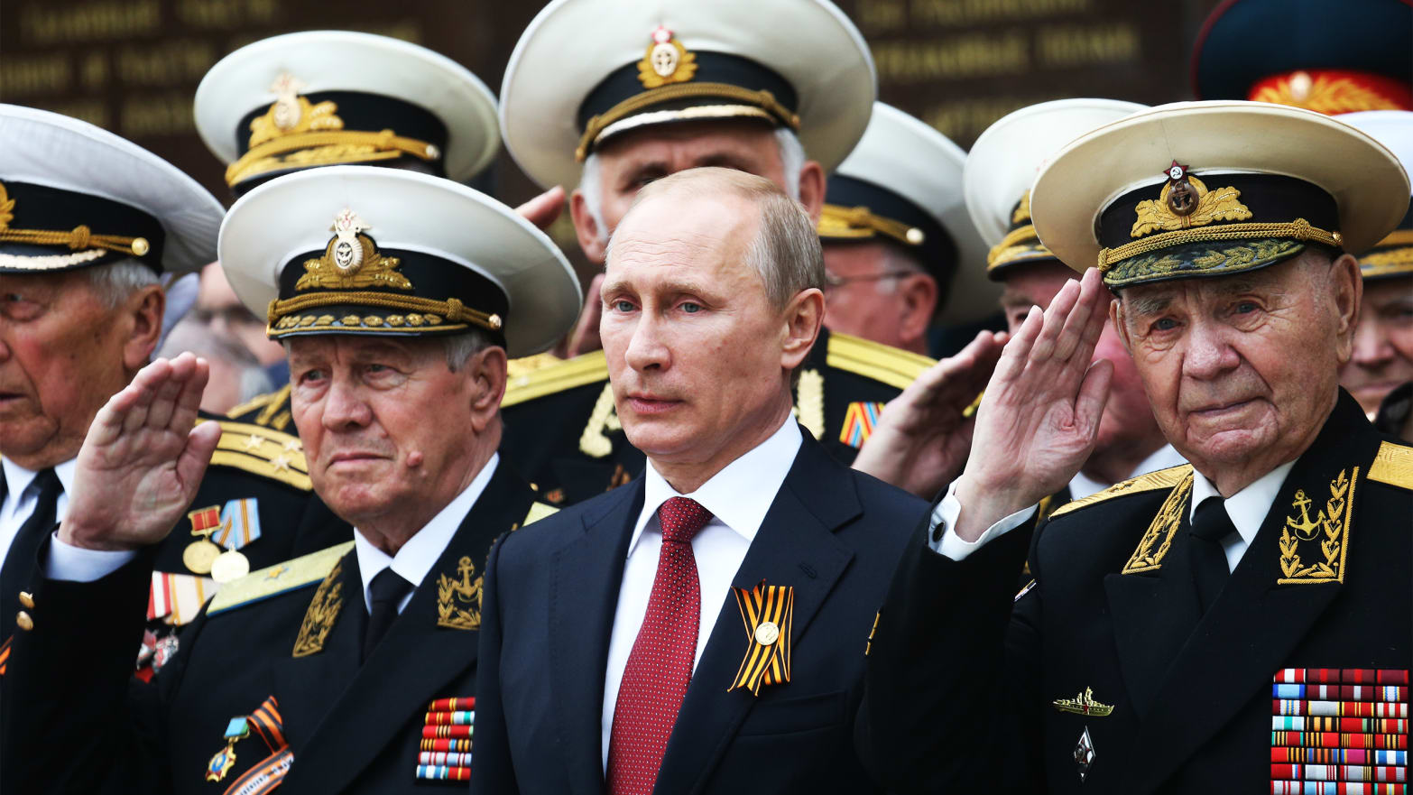 Putin's Filmmaker Speaks, Reveals Unseen Footage of Russian Leader's