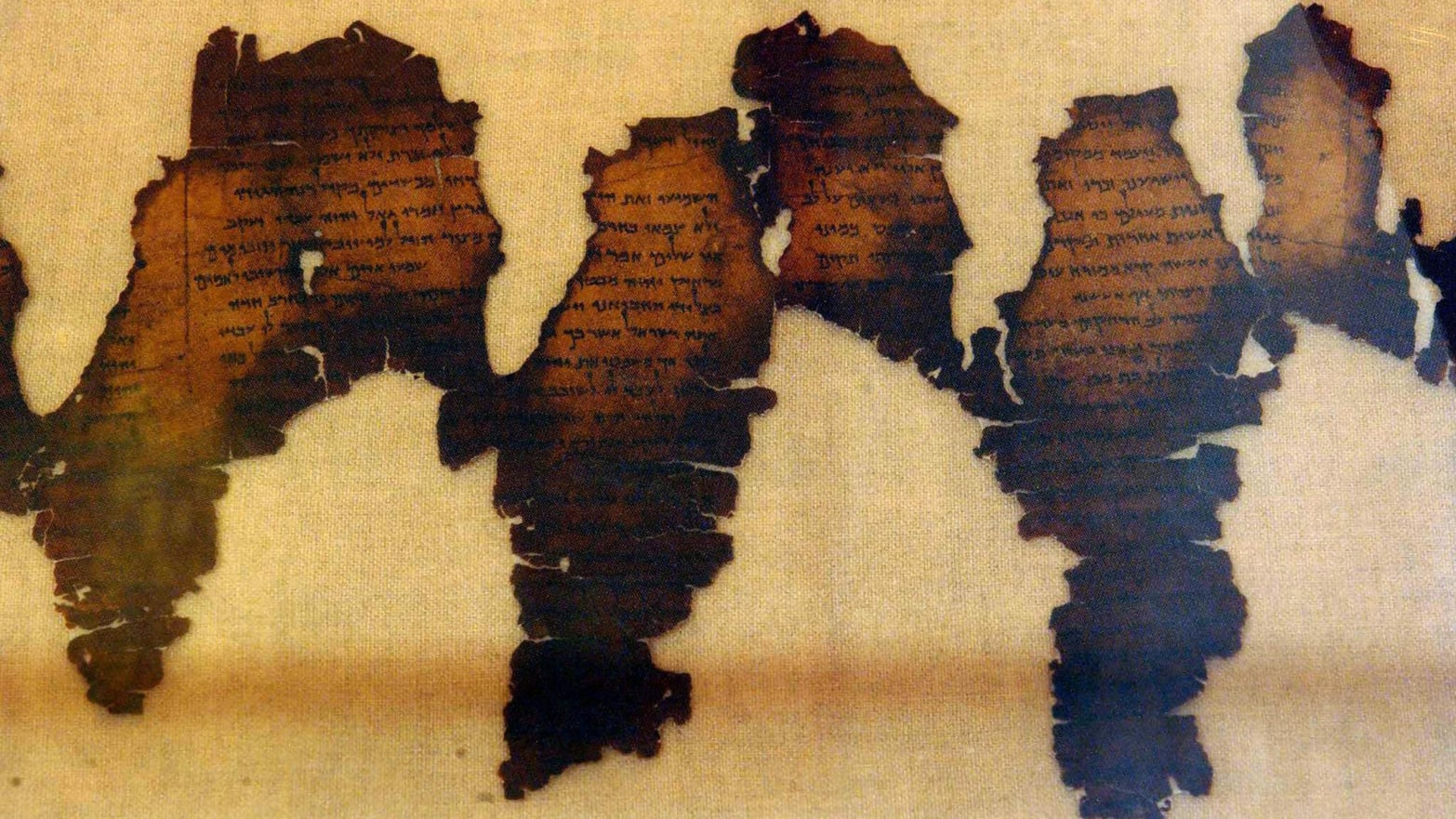 Bible Museum's Dead Sea Scrolls Turn Out to Be Forgeries