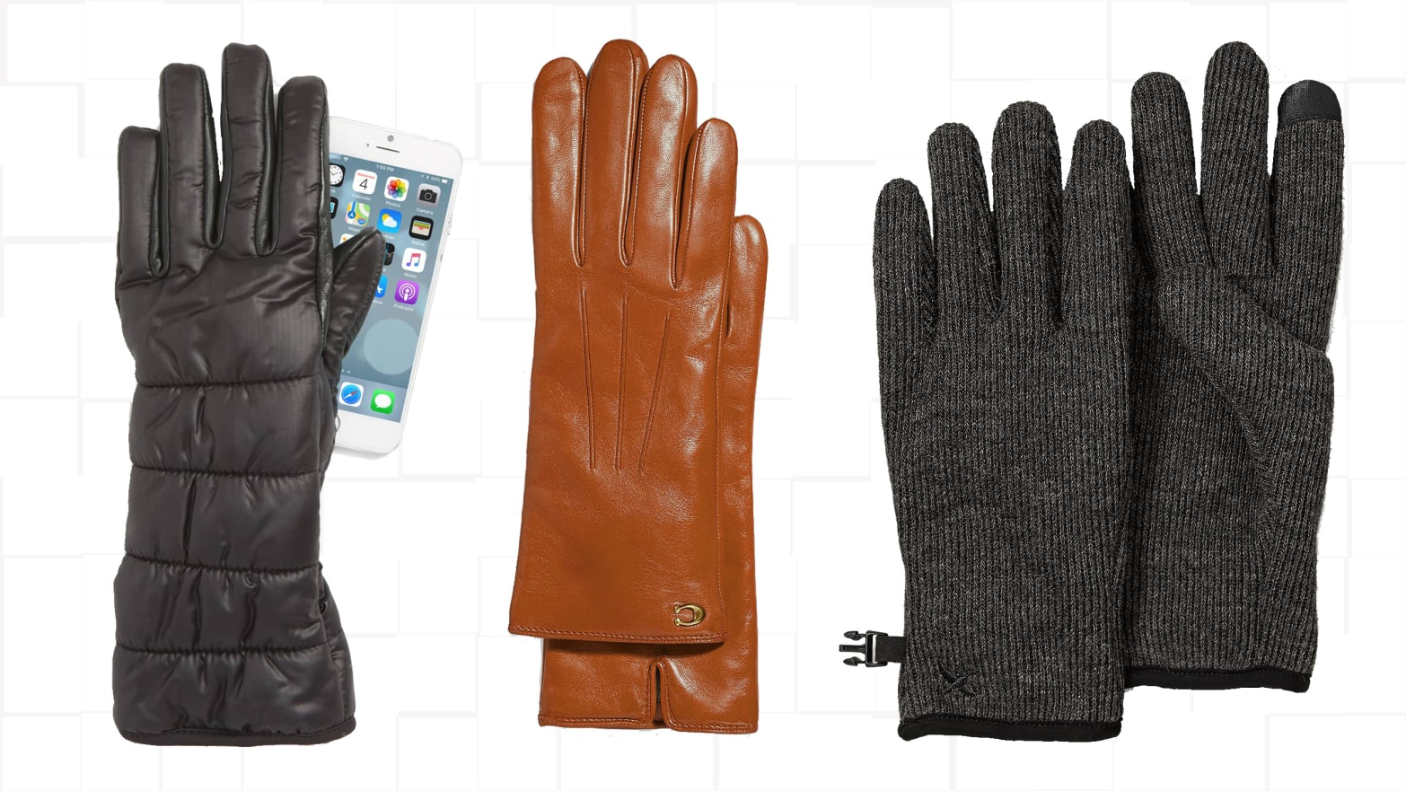 d316fdef449 Keep Your Fingers Warm While You Text With These Gloves