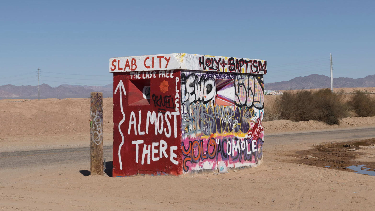 Slab City, California: Inside the Last Free Place in America