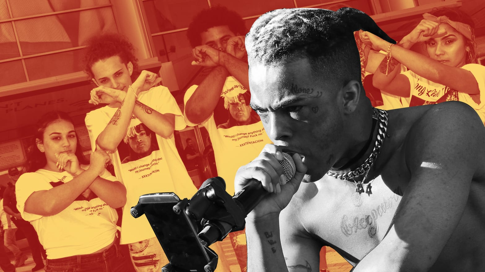 The Bizarre Cult of XXXTentacion: A Confessed Abuser's Life