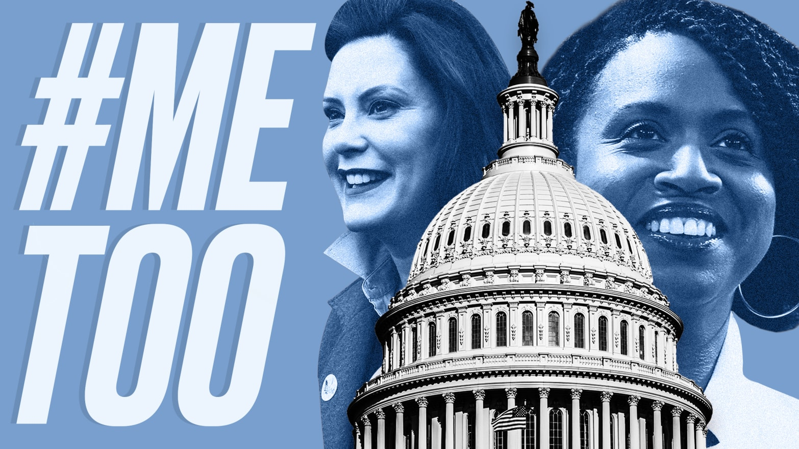 The #MeToo Movement Takes Office After Winning Elections