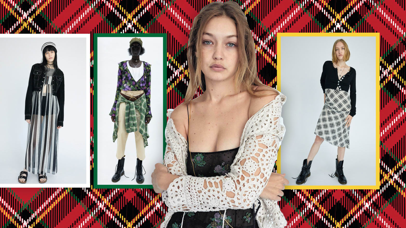 Marc Jacobs Will Try To Bring Back Grunge But Did It Ever Leave