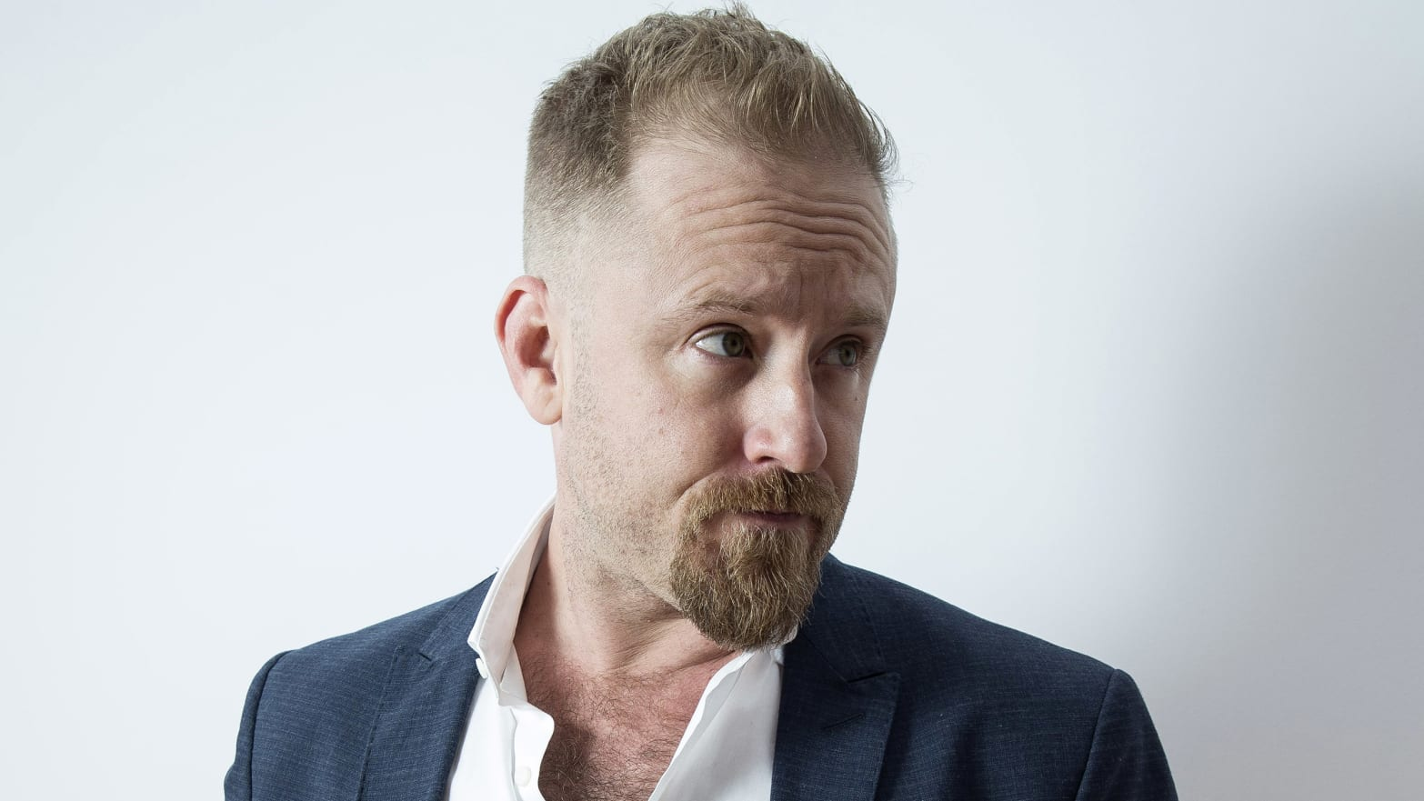 Ben Foster on His 'Culty' Upbringing and Finding Happiness