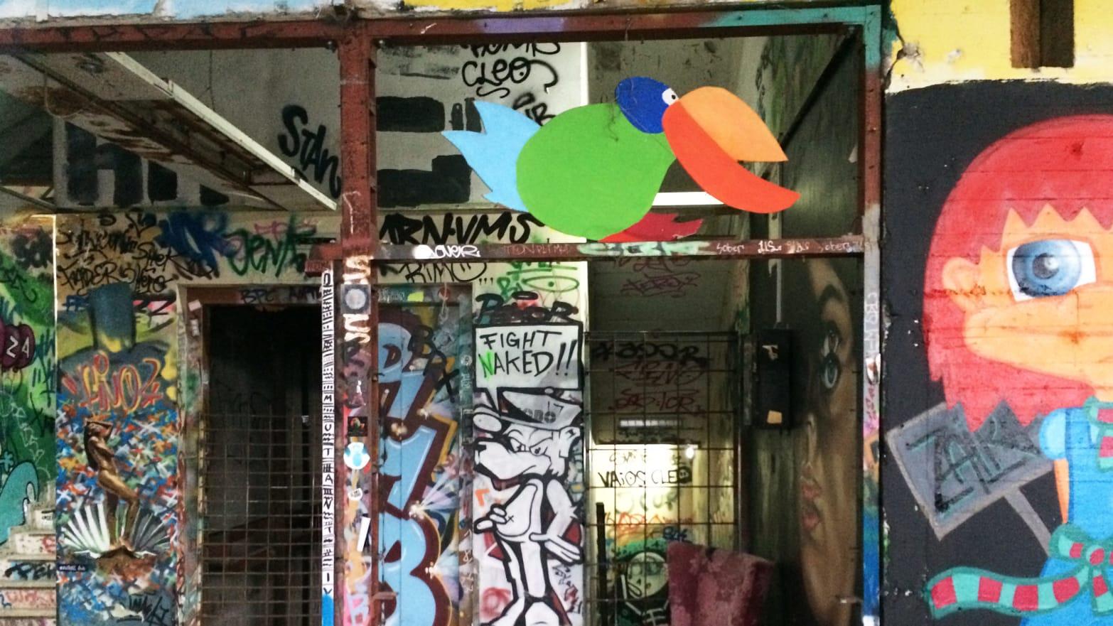 Teufelsberg Berlin S Graffitied Ruin Is Perfect For Spy Lovers