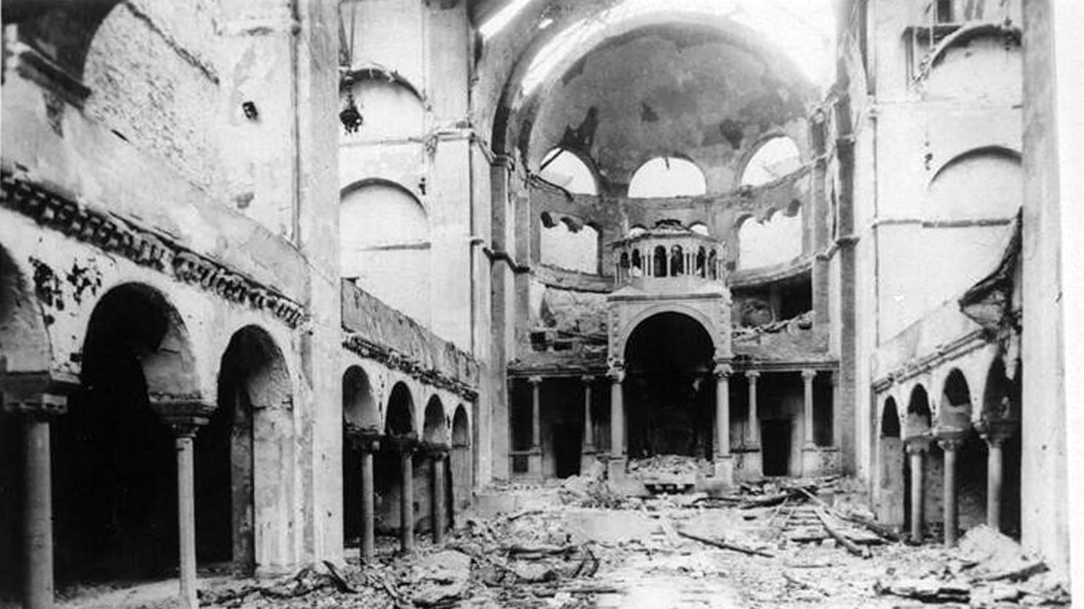 A Jewish Child And A Nazi Child Remember Kristallnacht