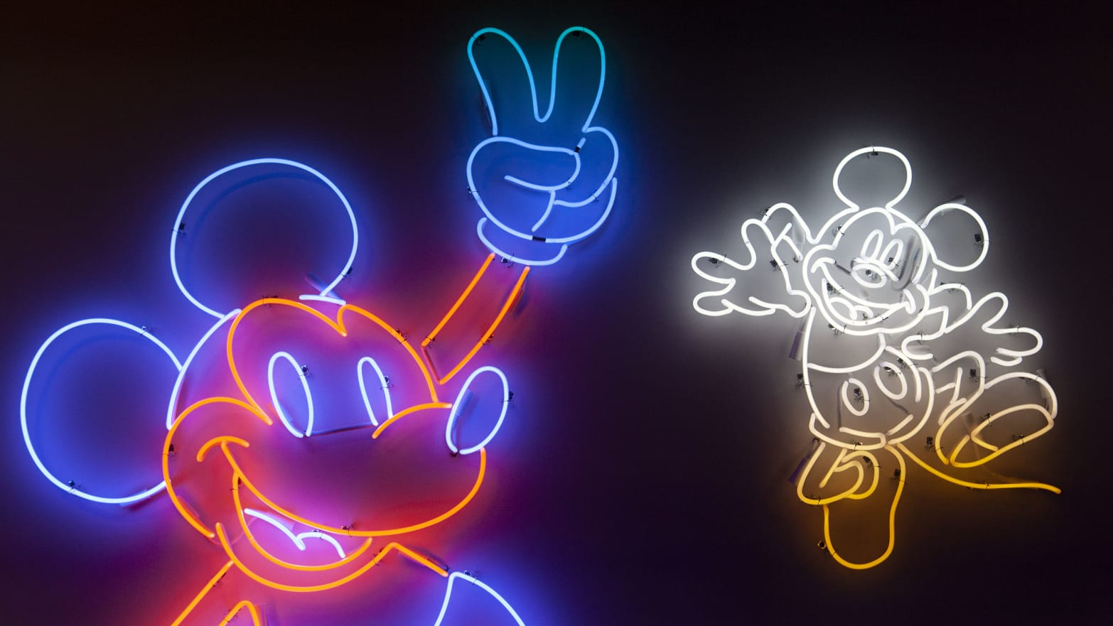 Mickey Mouse Is 90, and This Disney Exhibit Celebrates Him ...