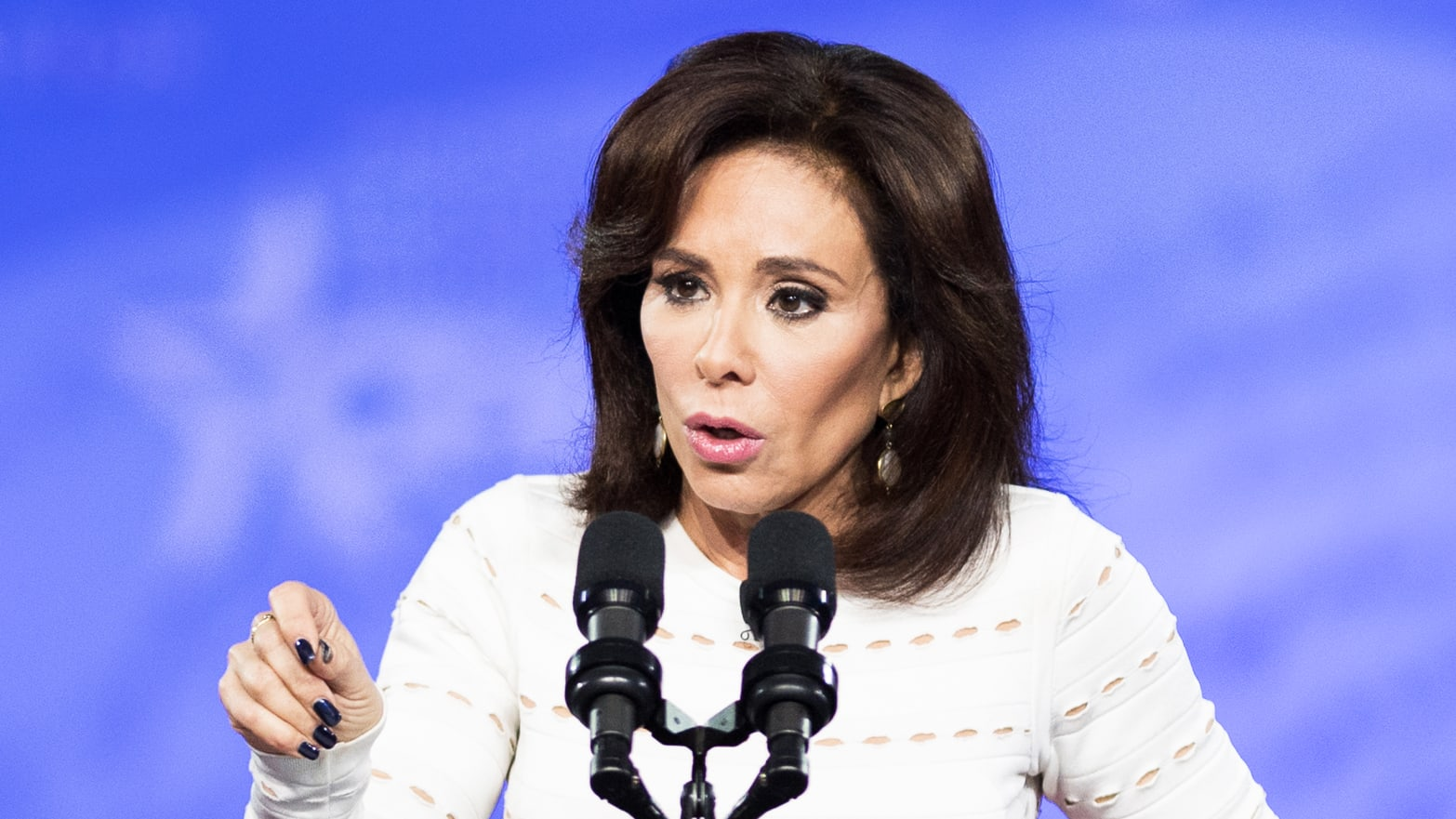 Judge Jeanine Ghosted on Old Campaign Debt and Ignored Feds' Demands for Financial Records