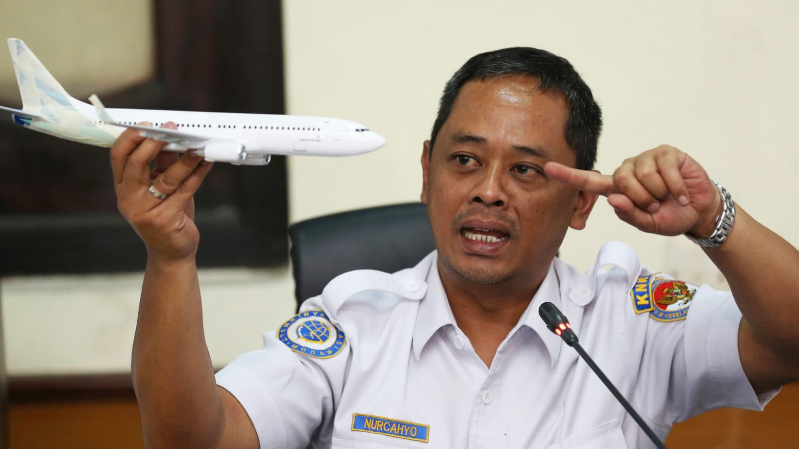 Boeing Insists Lion Air Pilots Should Have Saved Doomed Jet