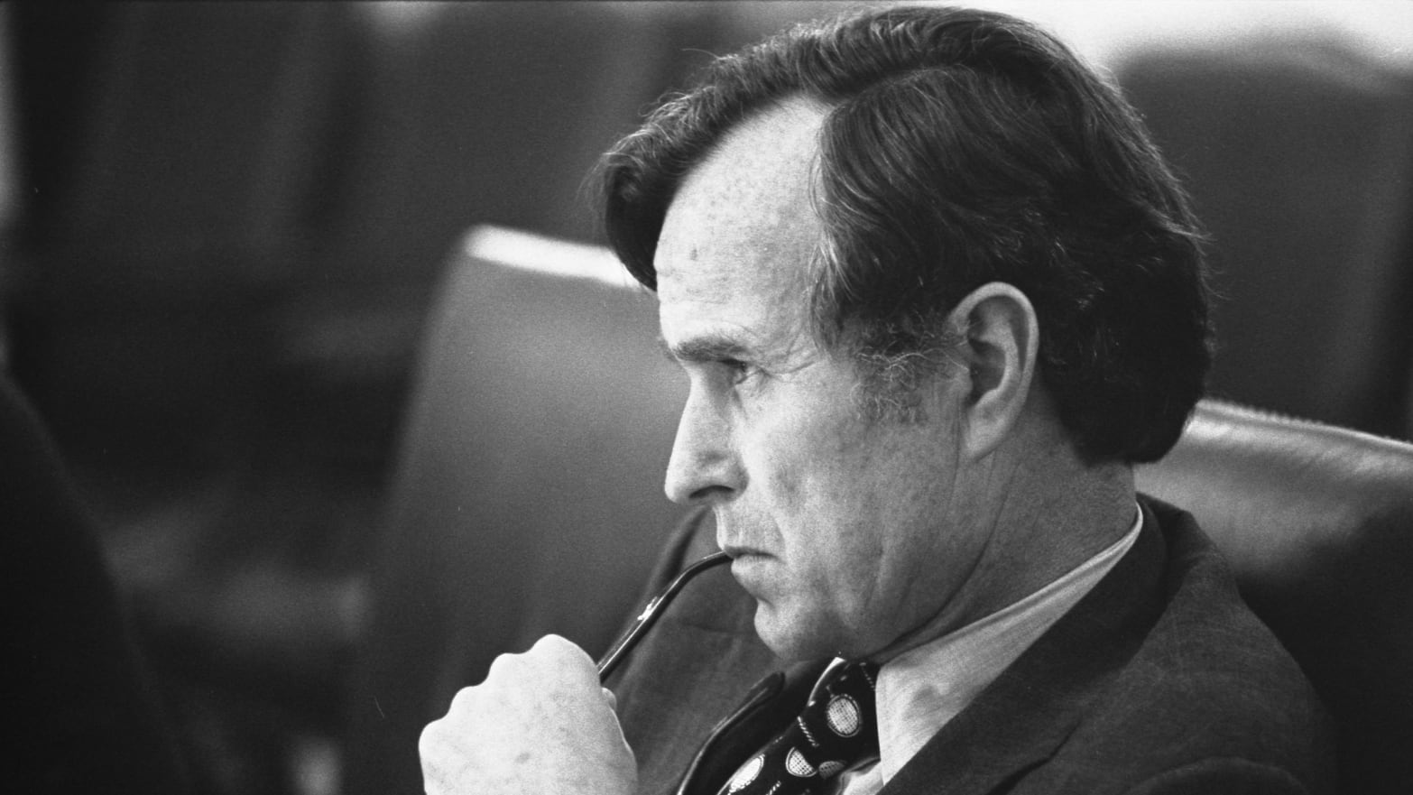 According To Sy Hersh Bush Already Has >> How George H W Bush Rescued The Cia And Earned Its Respect