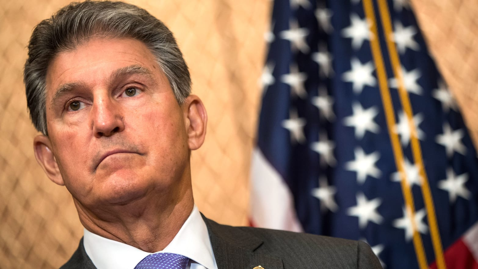 2020 Dems Come Out Swinging at Joe Manchin