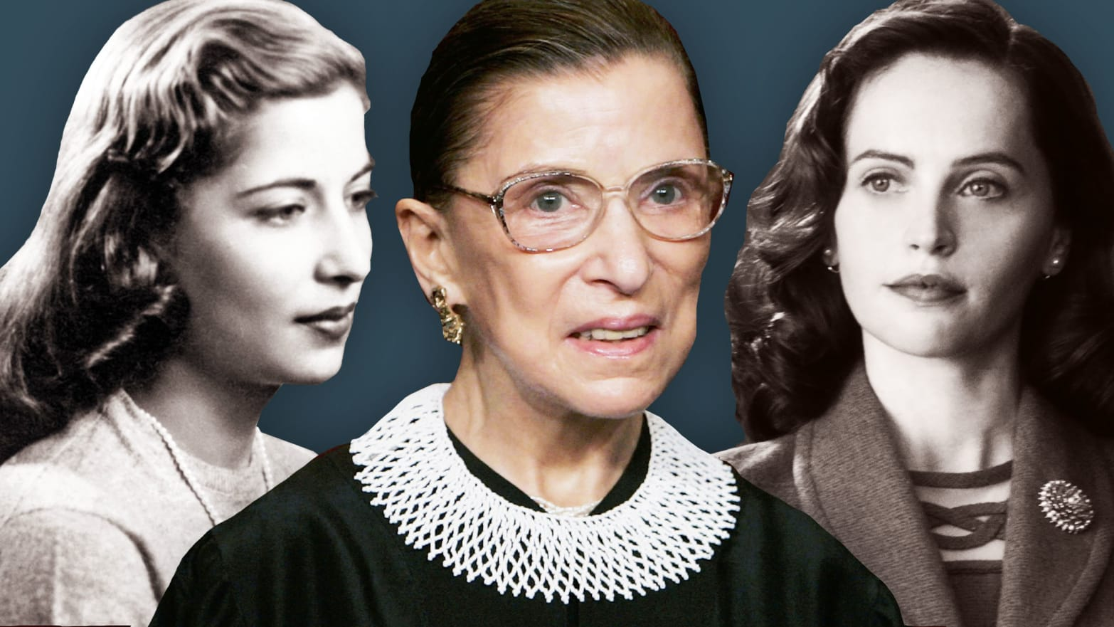 Supreme Court Justice Ruth Bader Ginsburg Fact Checks Her Own Biopic On The Basis Of Sex
