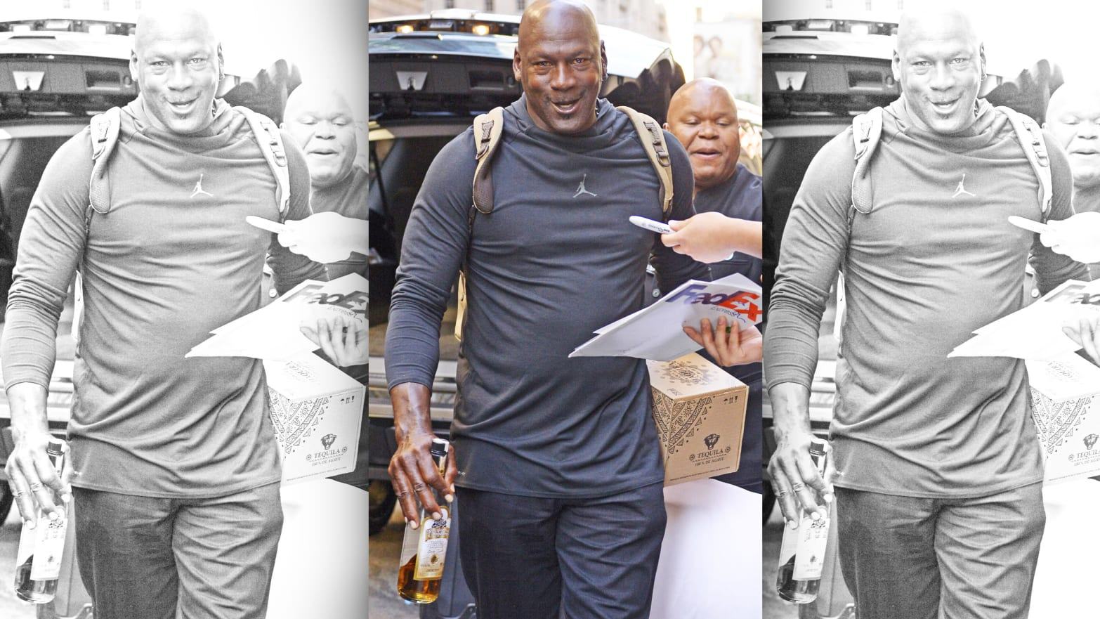 ea357bc17b9 The Joy of Seeing Michael Jordan Living His Best Life