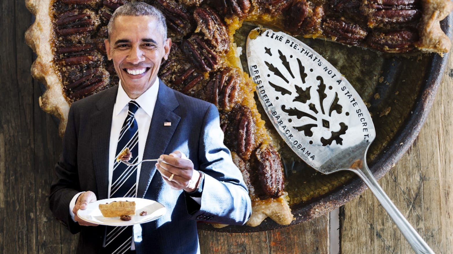 786e55c3cca258 You Can Now Make Barack Obama's Beloved Sweet Potato Pecan Pie