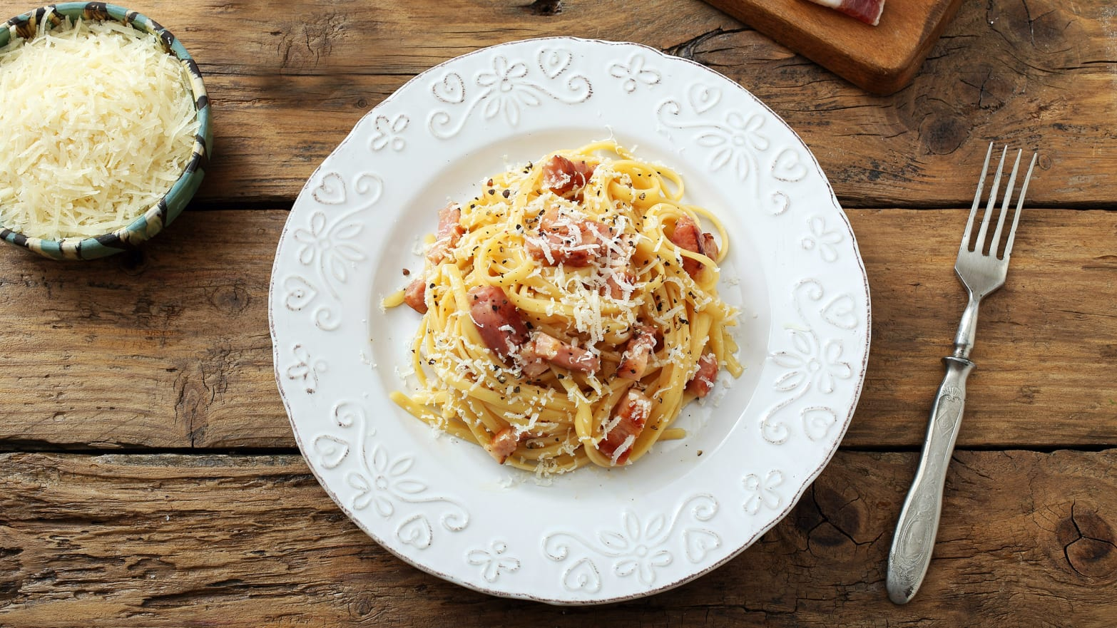 The Quest for the Perfect Spaghetti Carbonara