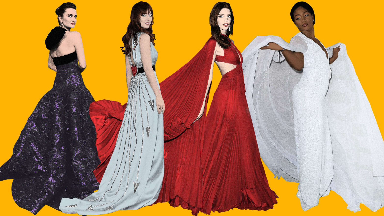 d5a751f3ab31 How This Year s Red-Carpet Dress Became All About the Back