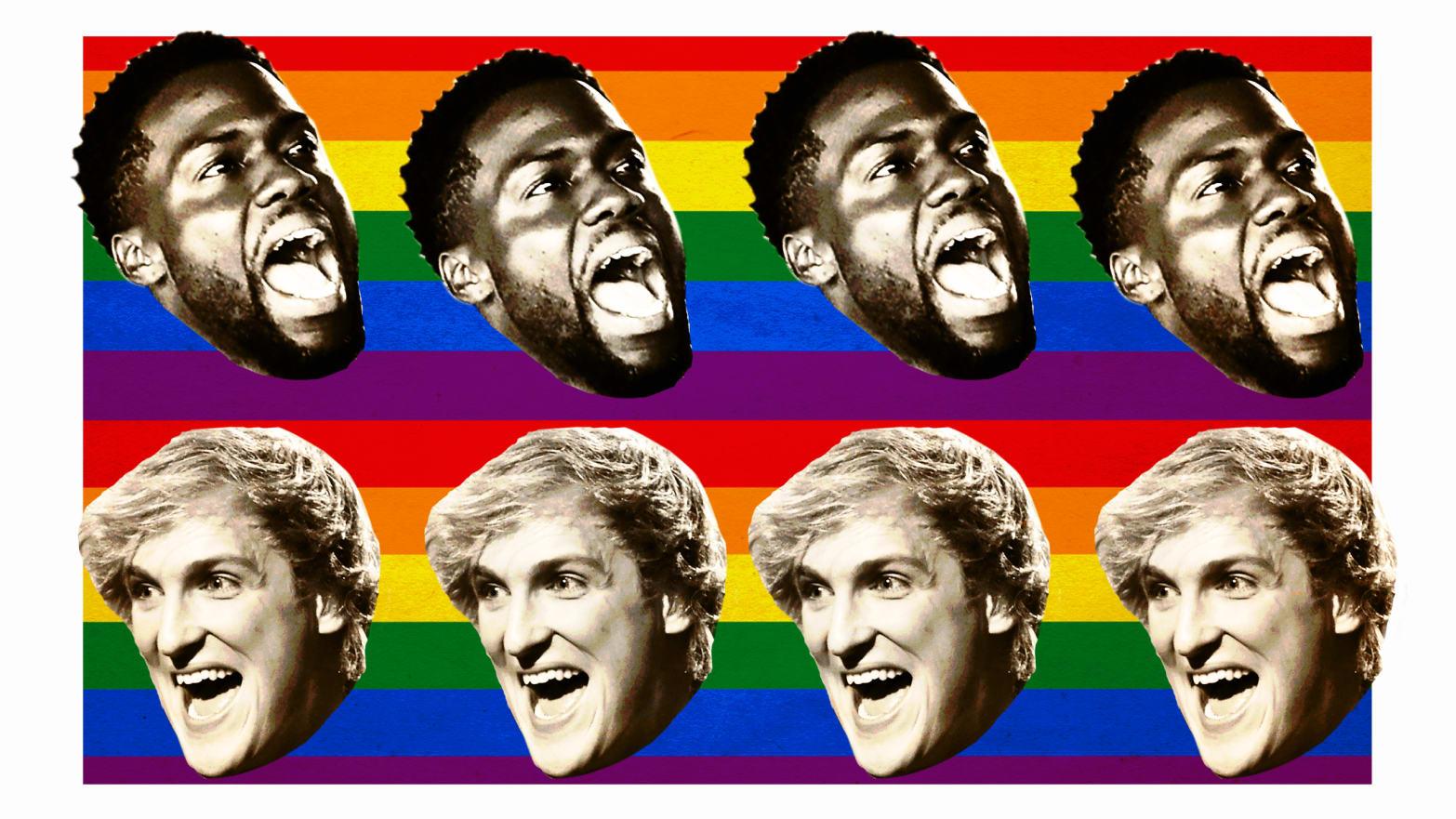 Paul gross interview gay