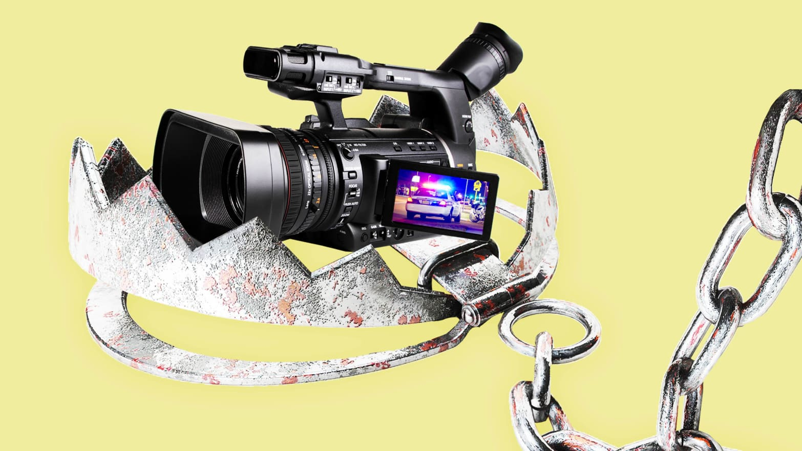 The Insane New Path to YouTube Fame: Taunt Cops and Film It