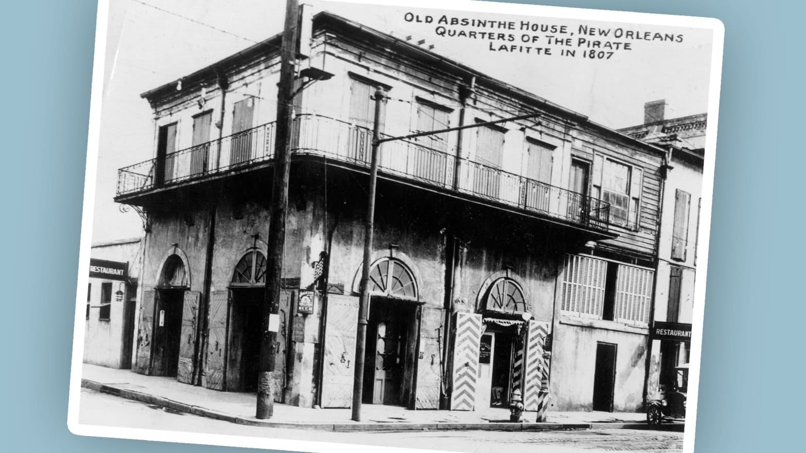 The Fascinating History Of New Orleans Oldest Bar