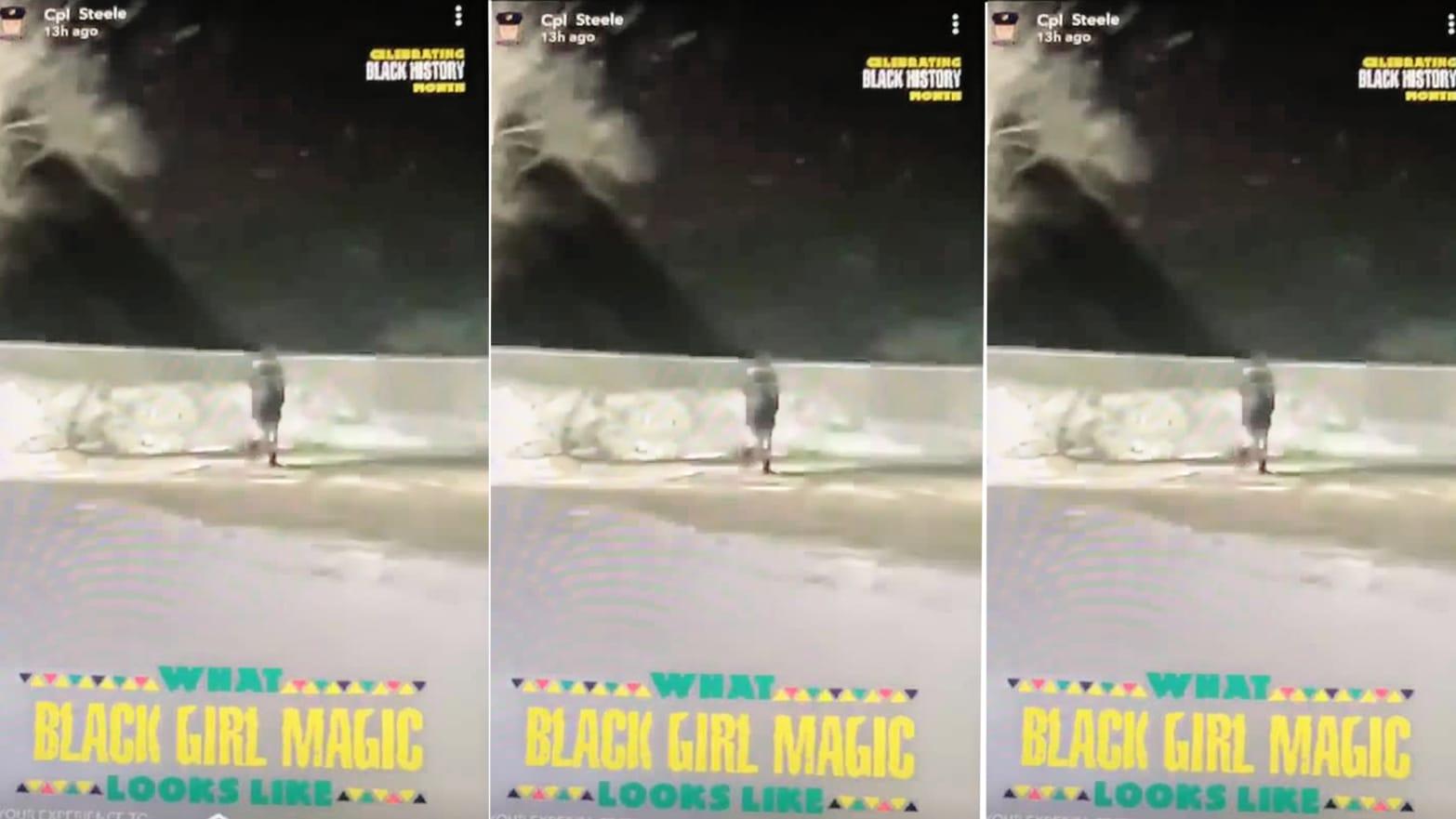White Officer Demoted for Posting 'Racist' Videos Mocking Black