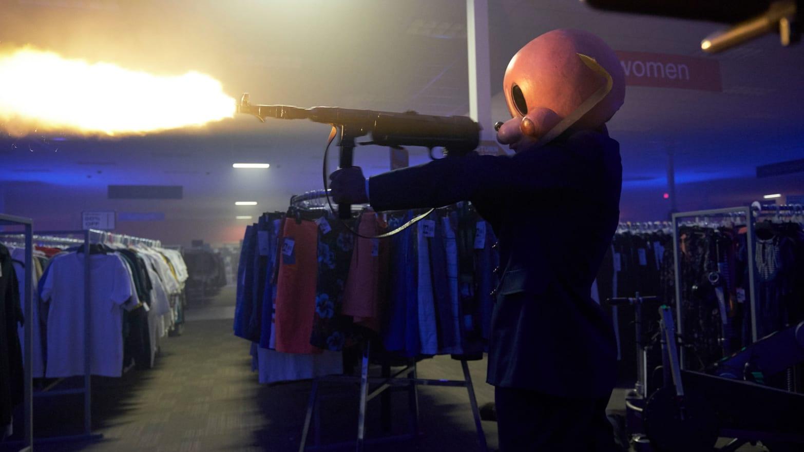 'The Umbrella Academy': Netflix's Weird and Wacky New Superhero Extravaganza