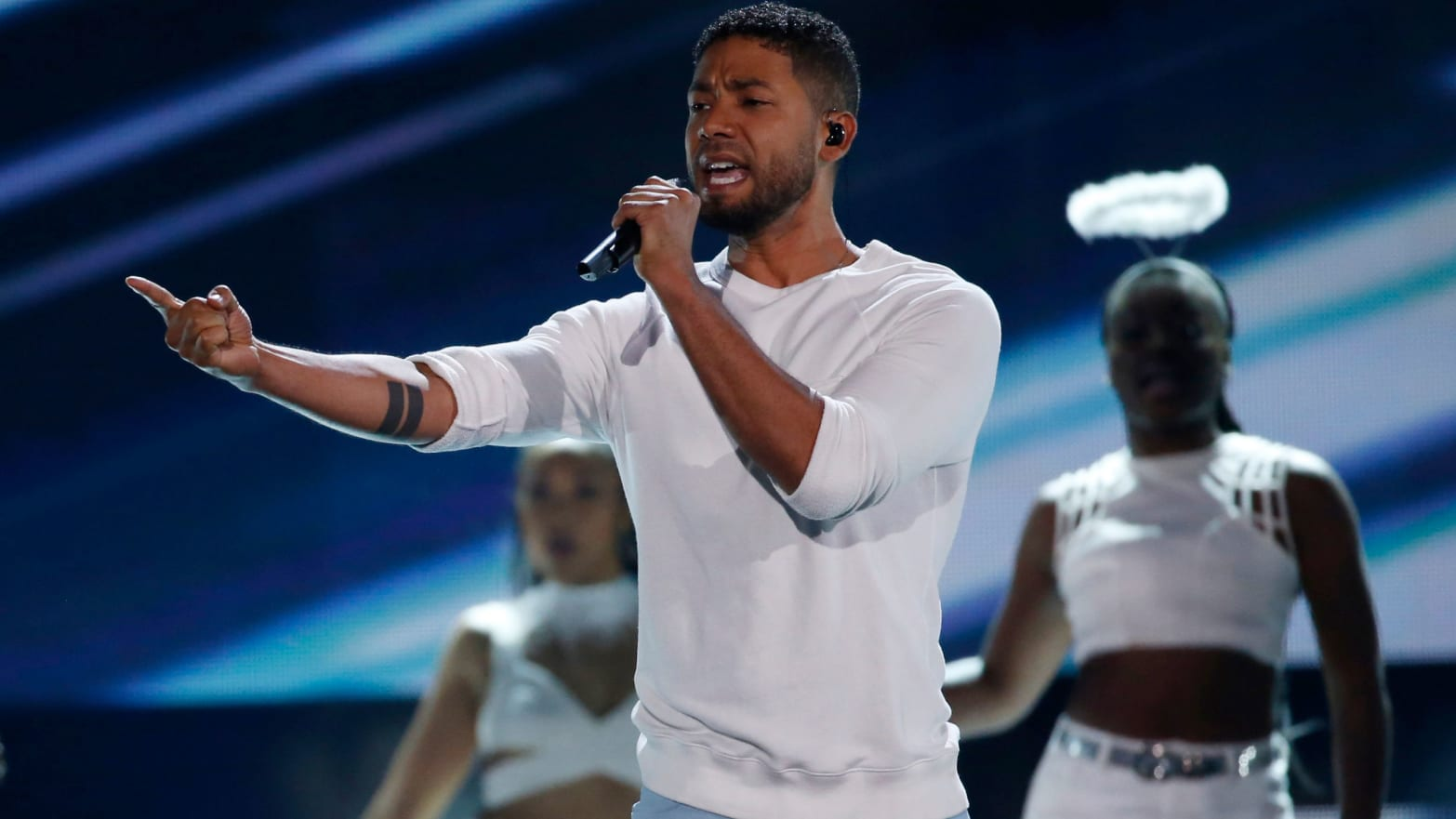 Jussie Smollett Allegedly Paid 'Empire' Extras To Stage Attack, Cops Say