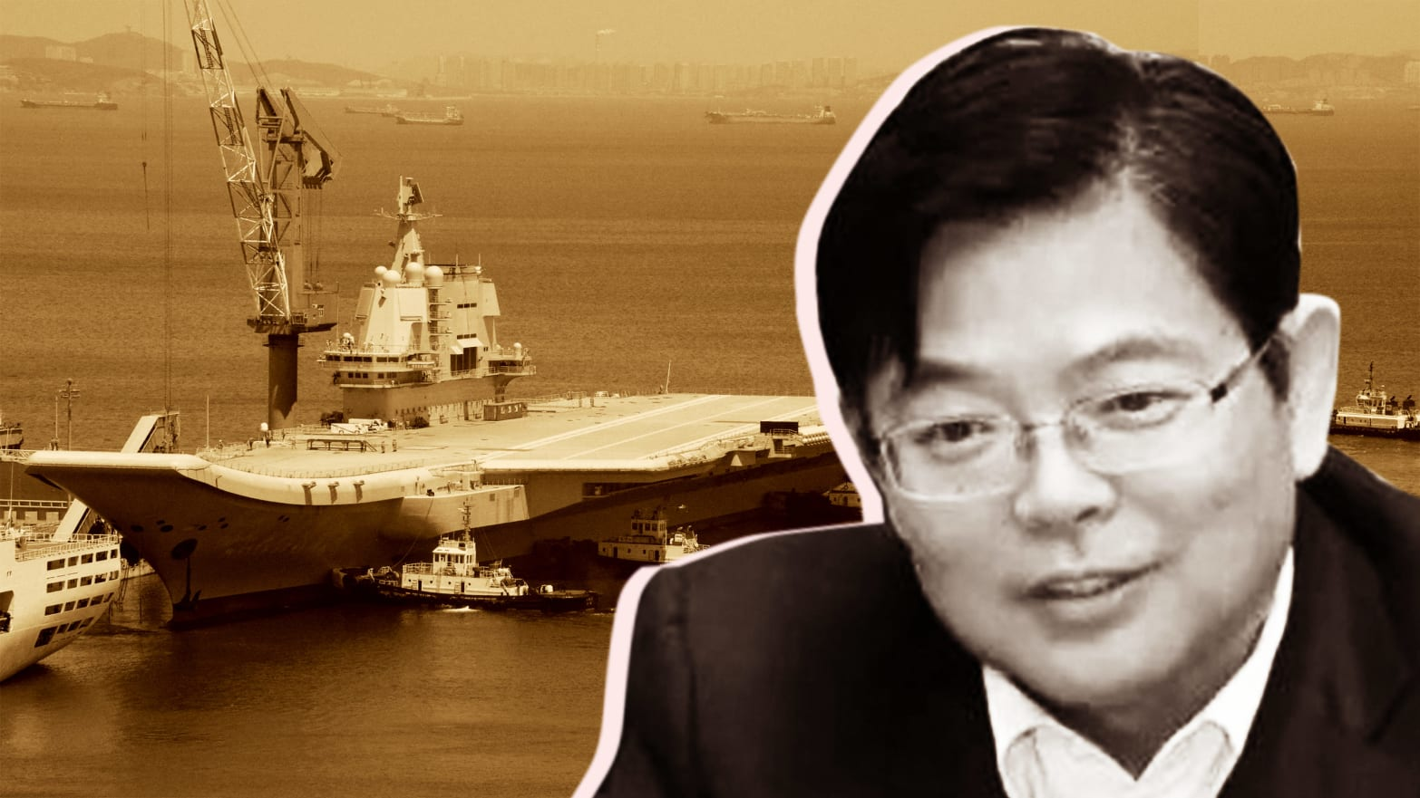 The Case of the Chinese Aircraft Carrier Spy