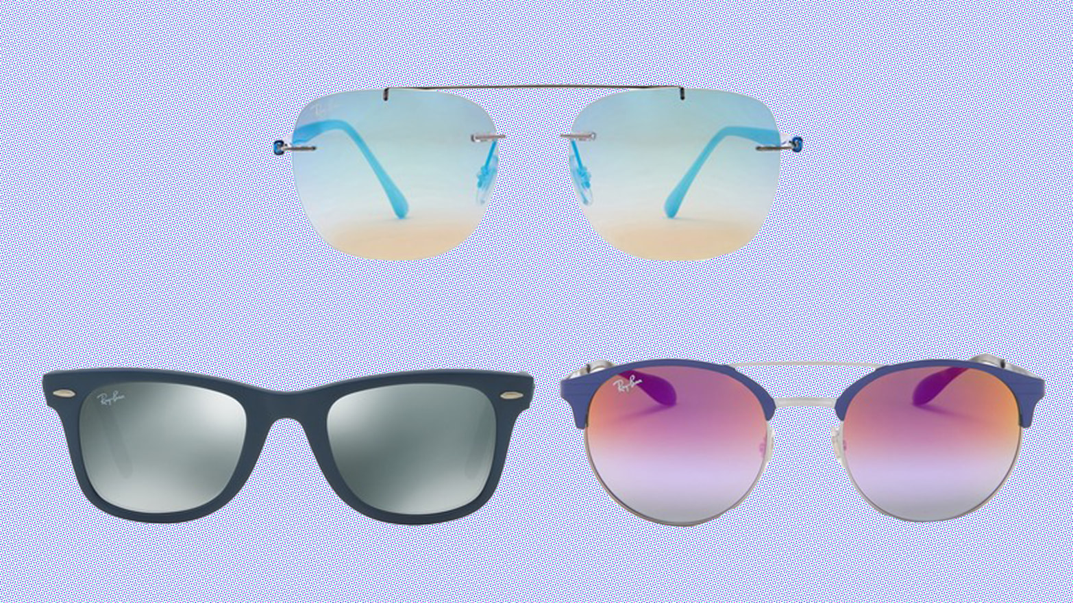 Ray-Ban Sunglasses Are Up to 50% Off At Nordstrom Rack Right Now