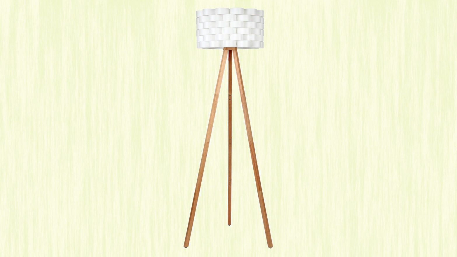 This Under-$50 Mid-Century Floor Lamp Is Worth Every Penny