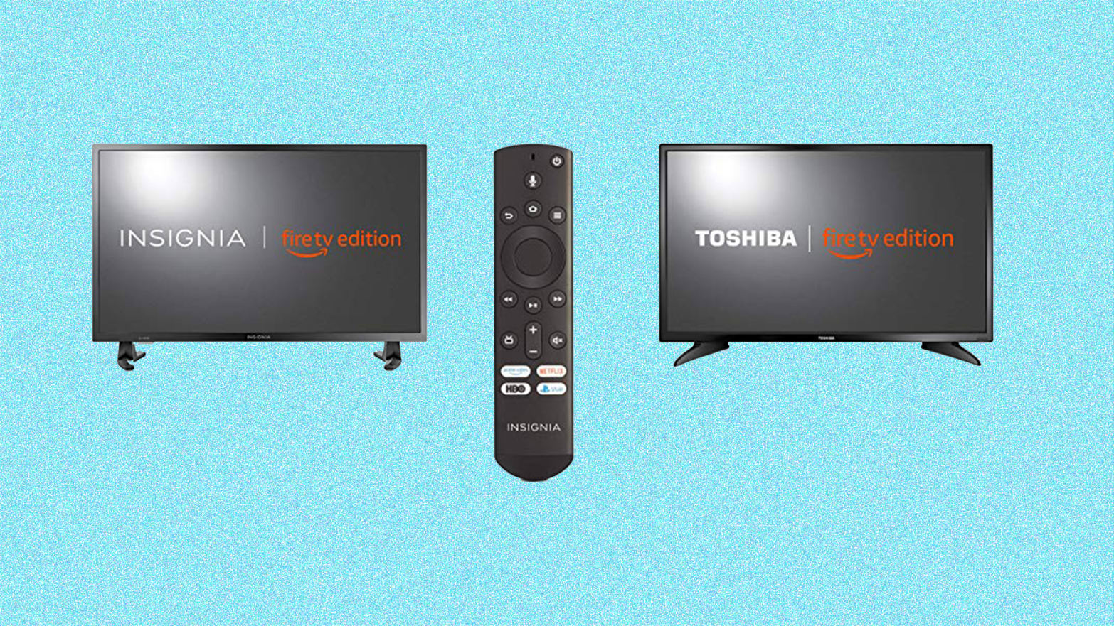 Today's $100 Sale on Amazon TVs Is Your Chance to Get The Side TV You've Always Wanted