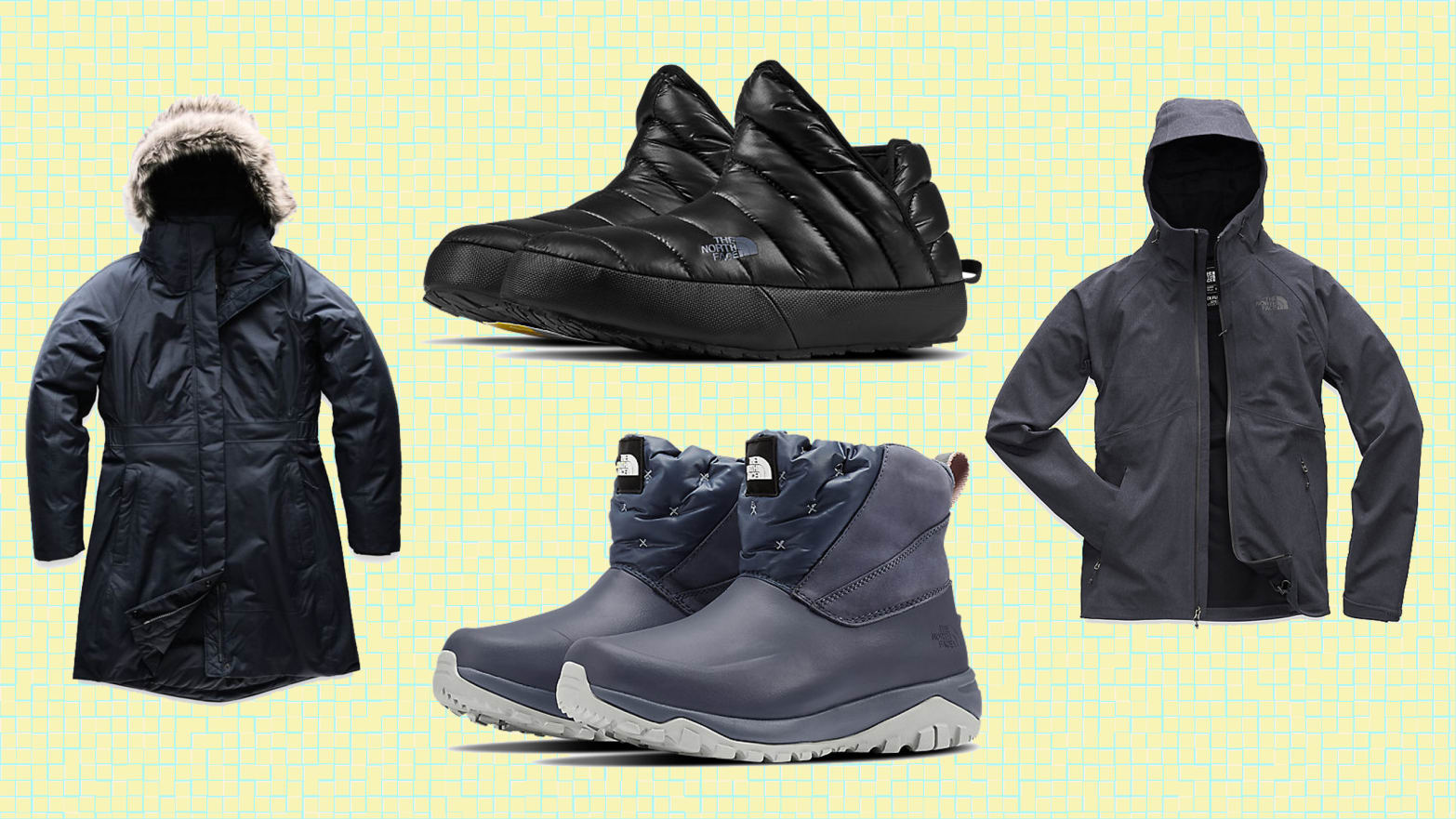 The North Face's Winter Sale Has Up To 30% Off Hundreds of Past Season Styles