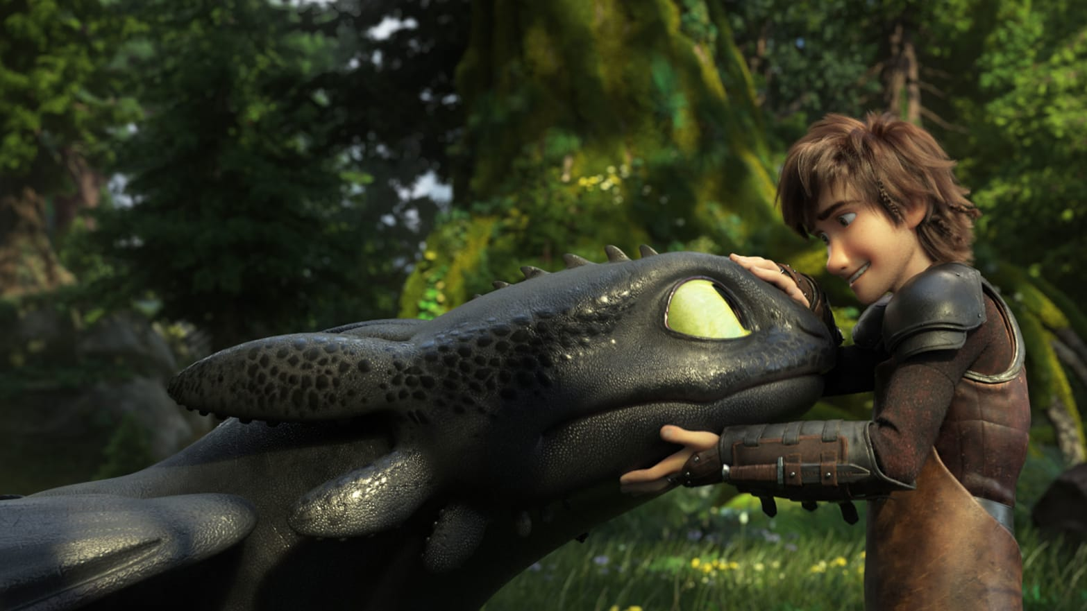 How to Train Your Dragon' Is the New 'Star Wars' Trilogy