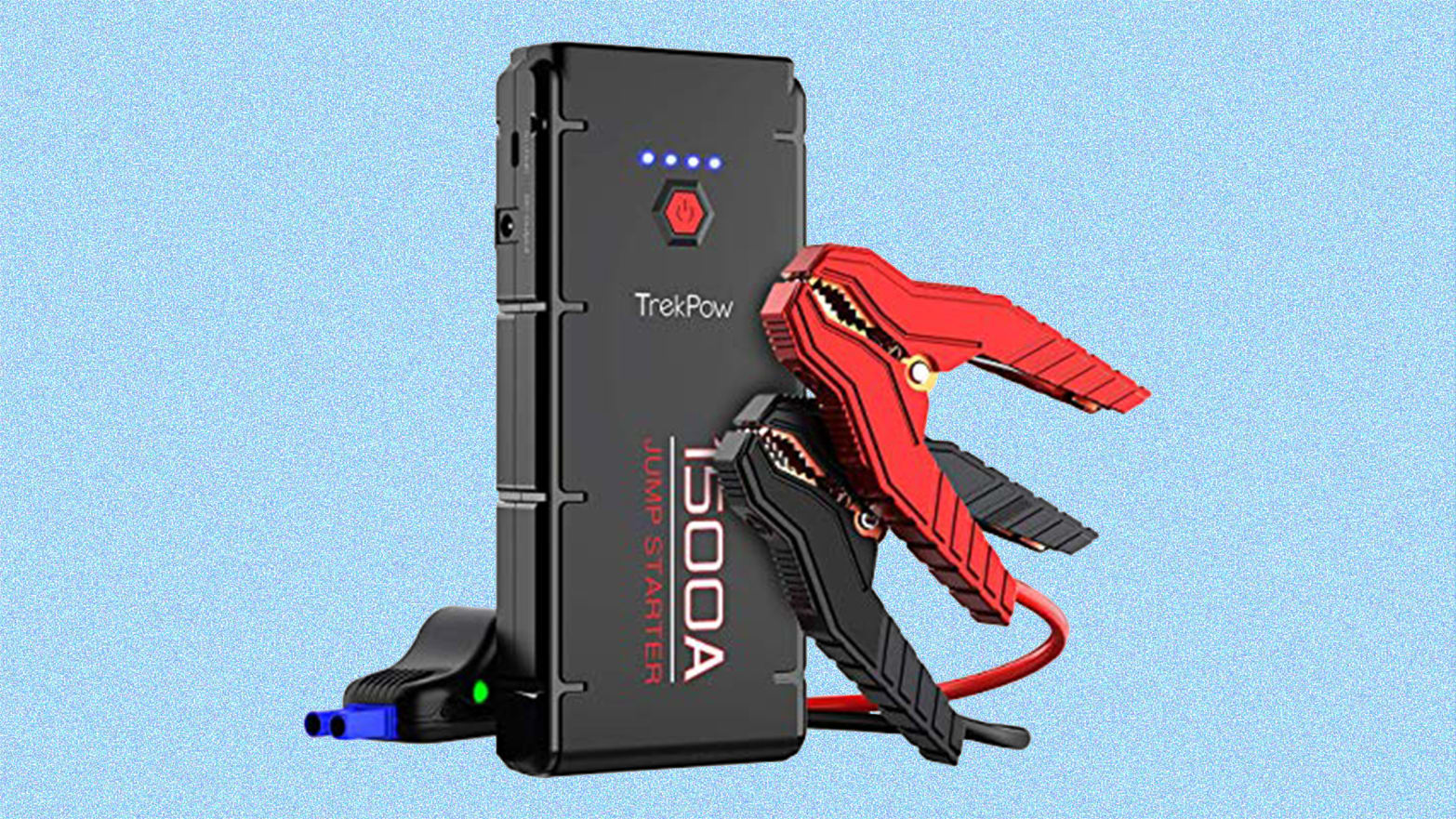 Save 30% Today on Amazon's Top-Selling Car Battery Jump Starter So You Never Have to Rely on Strangers