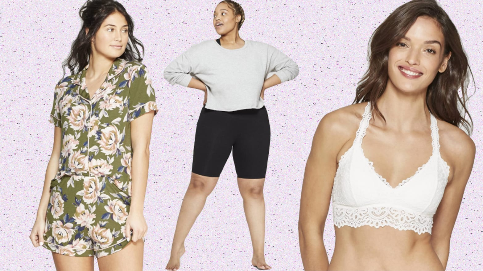 Target Launches Three New Size Inclusive Lingerie And Lounge Brands