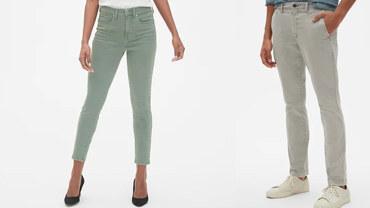 65d2e333e99 Get 40% Off Everything at Gap — And Another 10% at Checkout