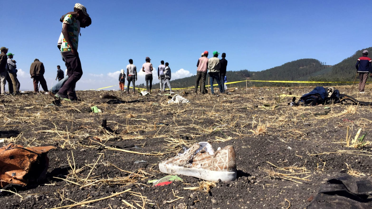 Ethiopian Airlines Plane That Crashed Killing All 157 On