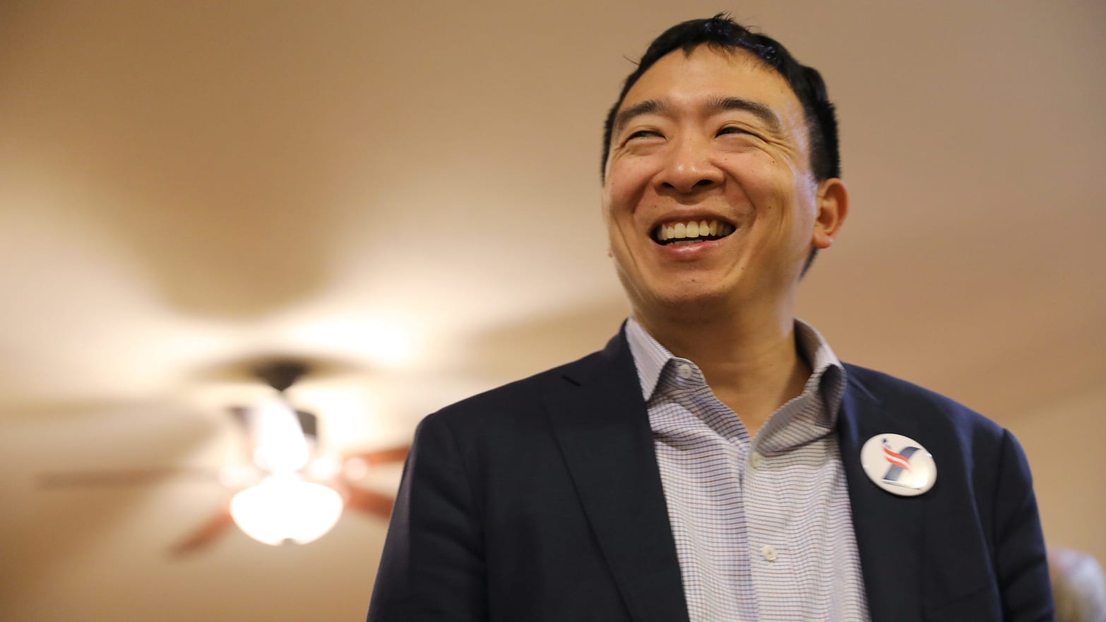 Andrew Yang on Flipboard | Primary Elections, Democrats ... Andrew Yang
