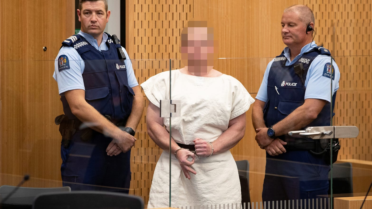 New Zealand Shootings Picture: New Zealand Mosque Shooting Suspect Brenton Tarrant
