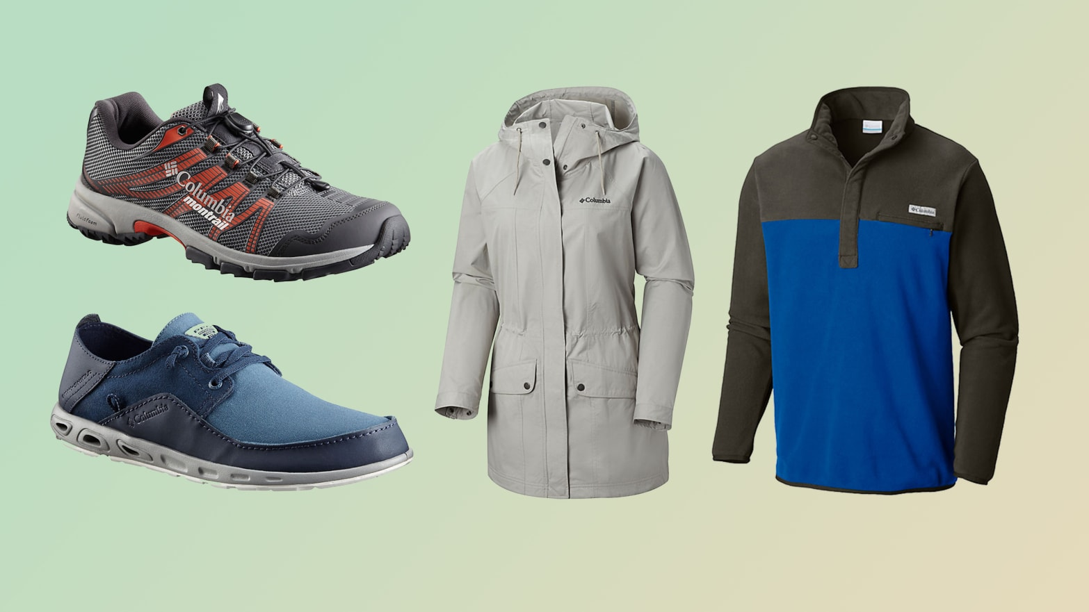Columbia Sale On Shoes and Outerwear