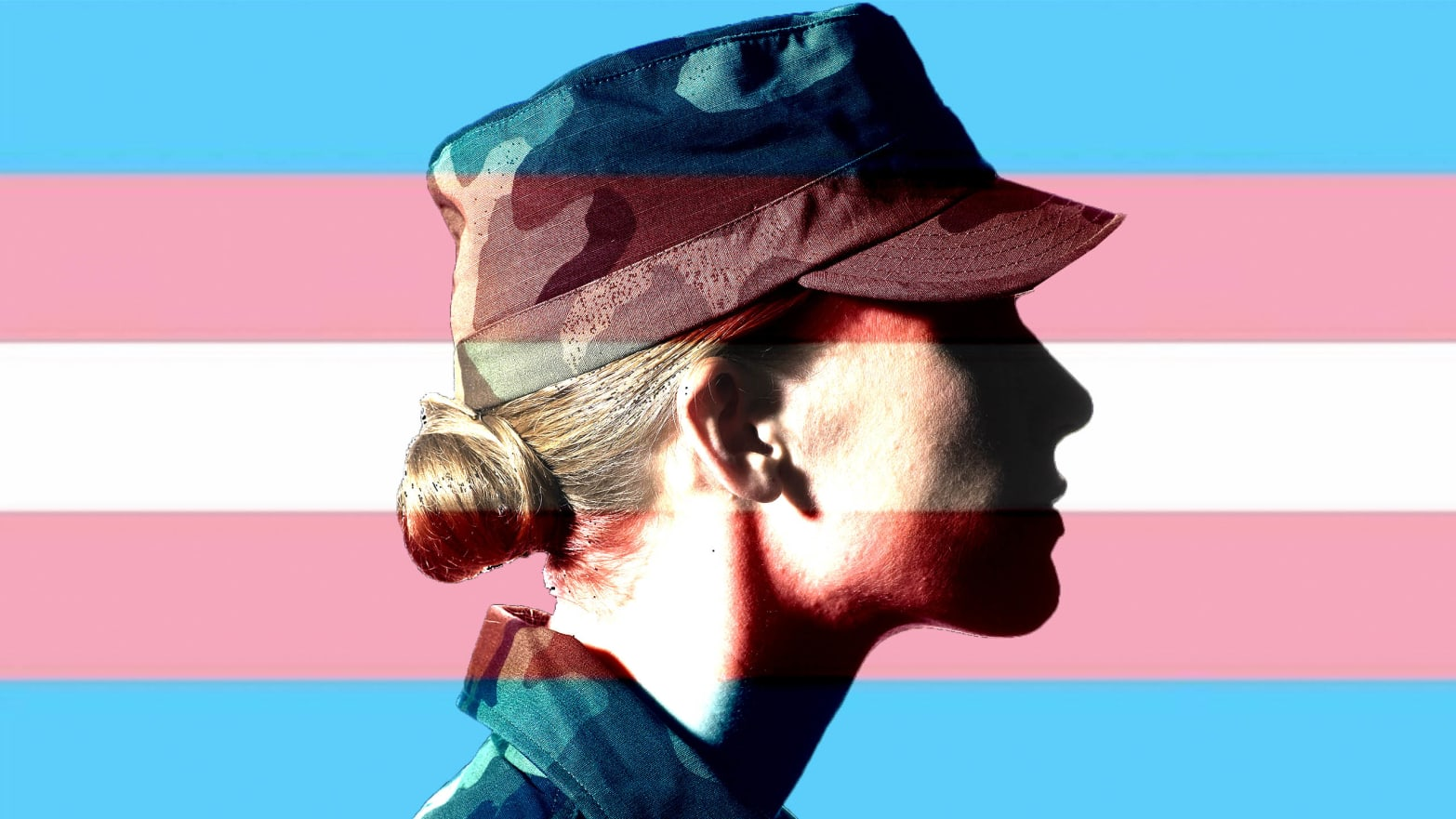 Meet The Transgender Troops Racing To Get a 'Gender Dysphoria' Diagnosis Before April 12