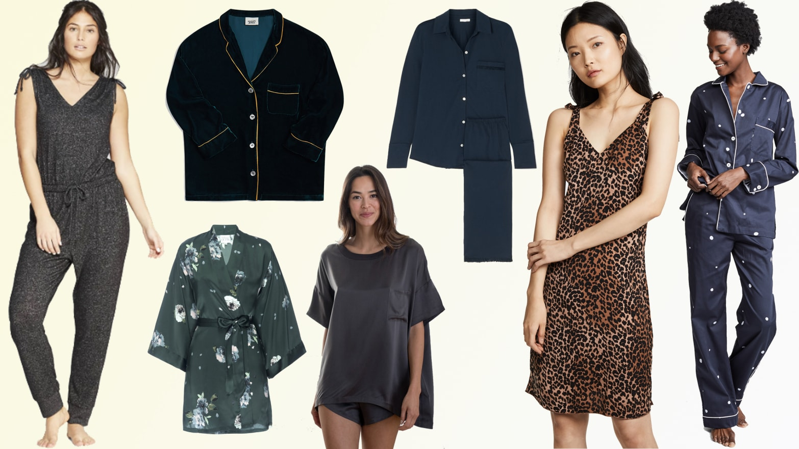 Lunya, Sleeper, Sleepy Jones, and More Elevated Sleepwear Brands You Should Know About
