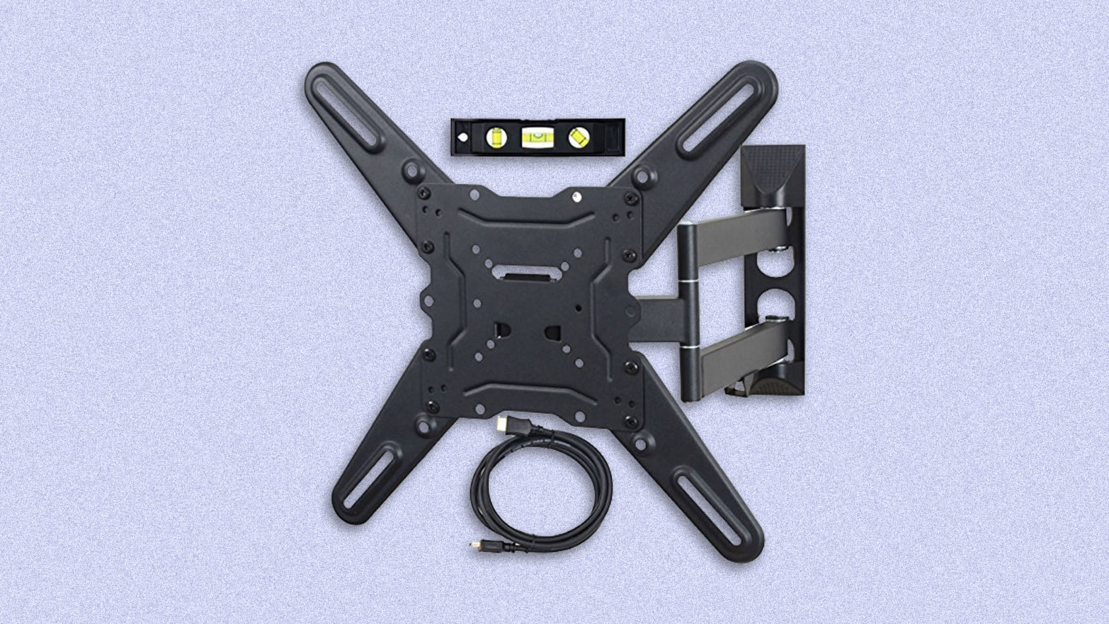 TV Wall Mount for Bedrooms or Living Rooms