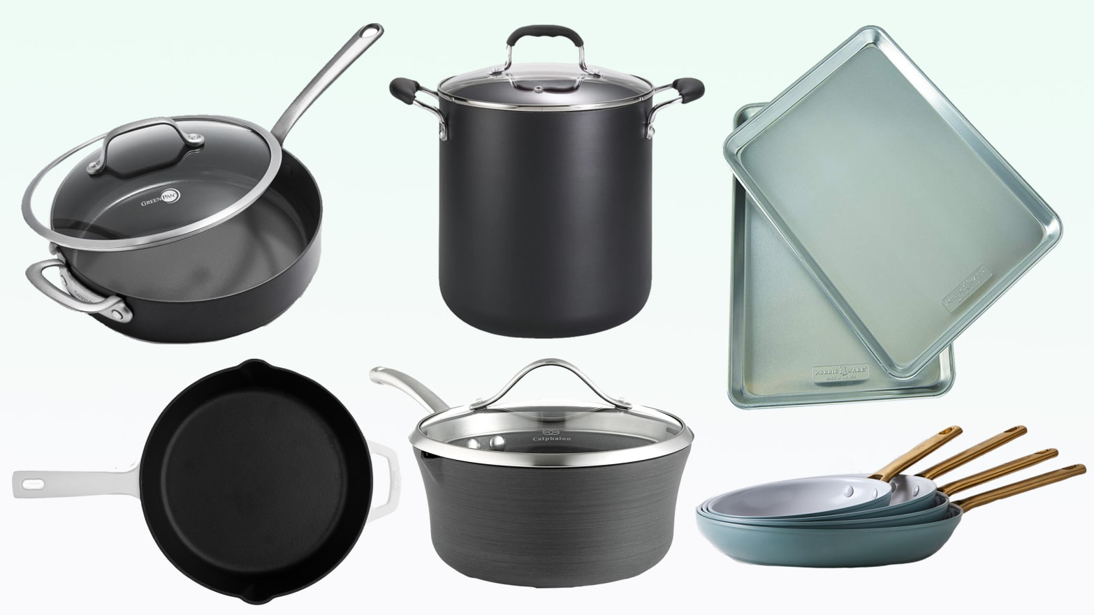 Every Kind of Pot and Pan You Need In Your Kitchen