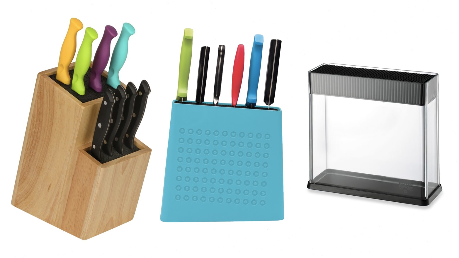 Universal Knife Blocks For Your Kitchen