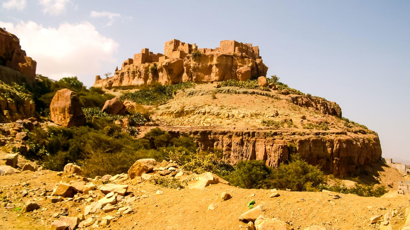Did the Queen of Sheba Worship This 'New' God From Yemen?