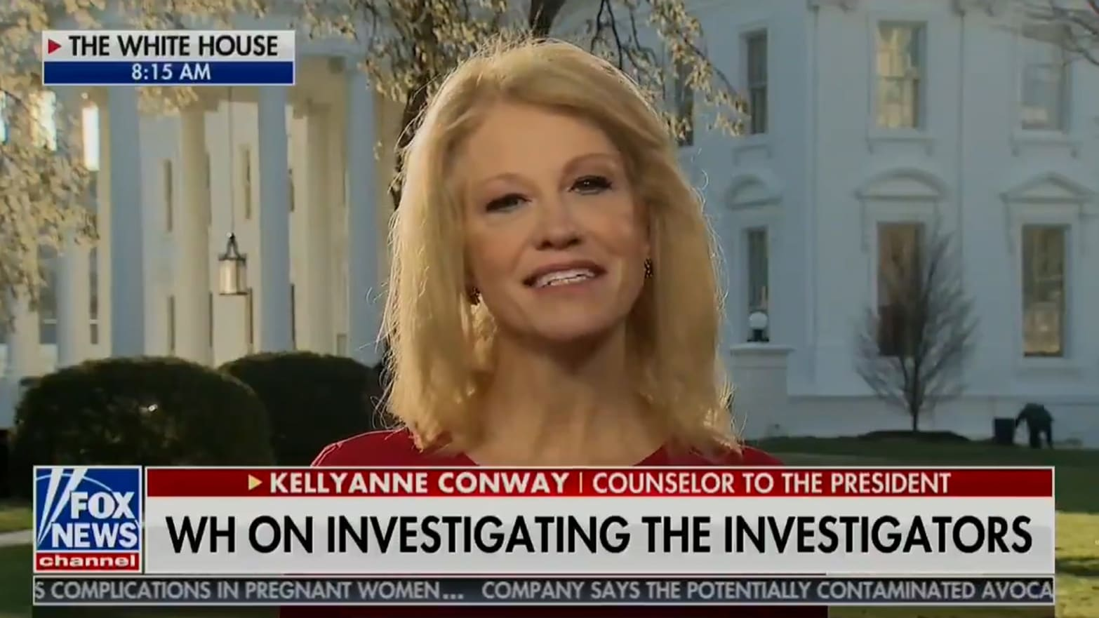 Kellyanne Conway to Rep. Adam Schiff: You 'Ought to Resign Today' Over Collusion Allegations