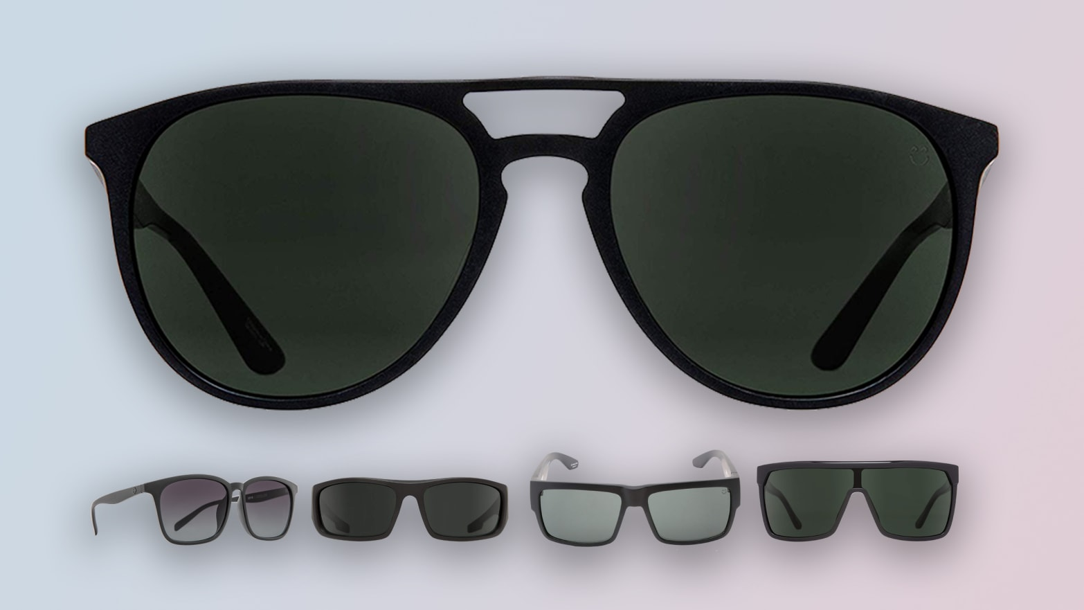 3227e983fa SPY HD+ Sunglasses Collection Is Affordable High End