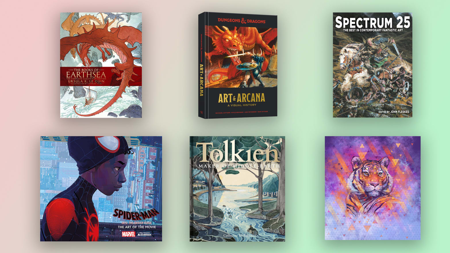 Hugo Awards Finalists Announced for 2019: Here's a Look At Art Book Finalists